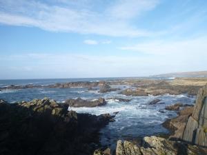 The Atlantic coast, Ireland style